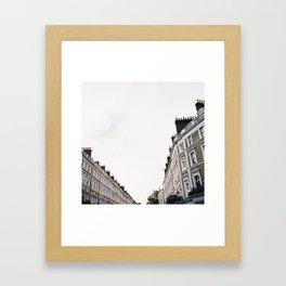 Kensington, London Framed Art Print