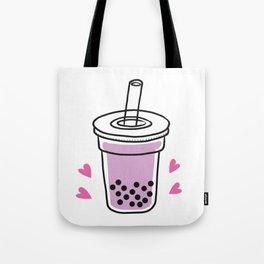 Boba Love Tote Bag