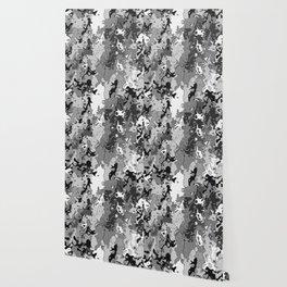 Emotion B&W Wallpaper