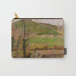 Landscape near Pont-Aven Carry-All Pouch