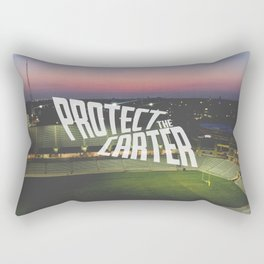 Protect the Carter Rectangular Pillow
