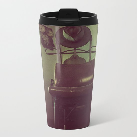 Best Seat In The House Metal Travel Mug