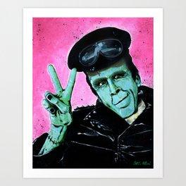 Munster Go Home! Art Print