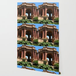 Palace of Fine Arts - Marina District Wallpaper