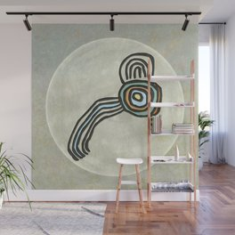 Tribal Maps - Magical Mazes #01 Wall Mural