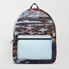 Ice road Backpack