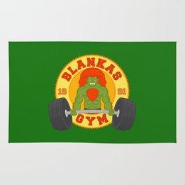 Blankas Gym Rug