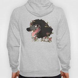 I Bite (Black) Hoody