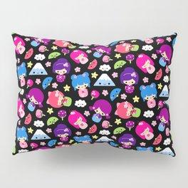 Kawaii Kokeshi J-Pop! Pillow Sham