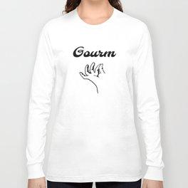 Gourm Long Sleeve T-shirt