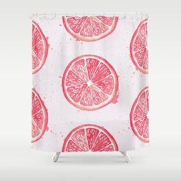 GrapeFruit P.F Shower Curtain