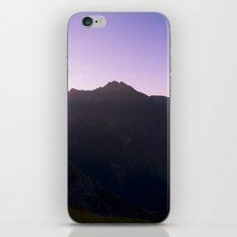 Weminuche Wanderland - Silverton CO iPhone Skin