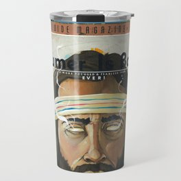 """The Greatest Magazine Never Made"" Travel Mug"