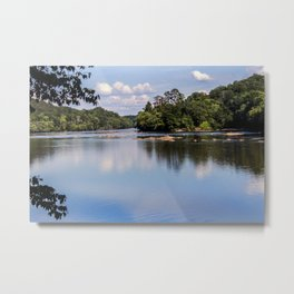 Broad River Metal Print