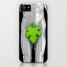 Digital Adam iPhone Case
