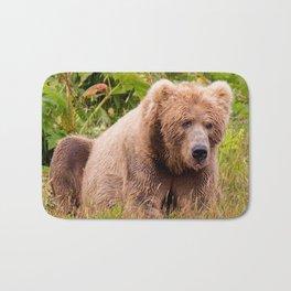 Brown Bear Kodiak Bath Mat