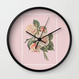 ILIWYS No. 1 Wall Clock