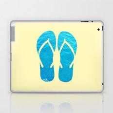 FLIP FLOP SUMMER Laptop & iPad Skin
