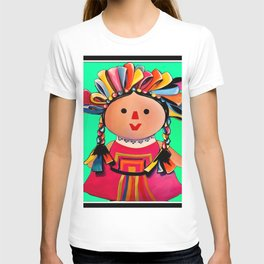Mexican Maria Doll 3 T-shirt