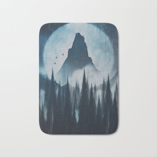 Find your mountain Bath Mat