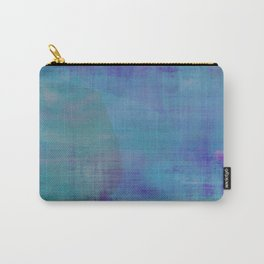 Off the Coast ~ Abstract Carry-All Pouch