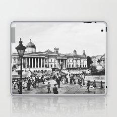 Trafalgar Square: B&W Laptop & iPad Skin