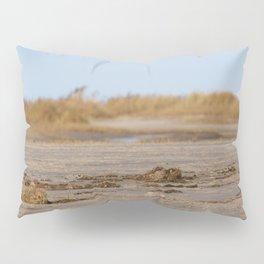 At the beach 1 Pillow Sham