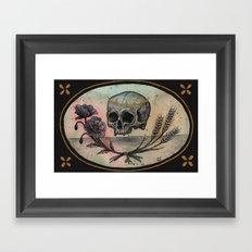 015 Framed Art Print