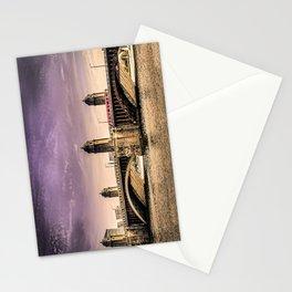 Longfellow Bridge, Boston MA Stationery Cards