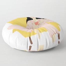 Pyjama Sunday Floor Pillow
