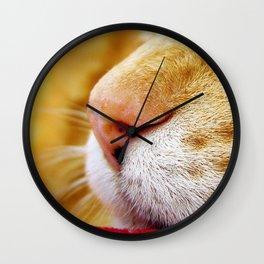 No Day Is So Bad It Can't Be Fixed With A Nap. Wall Clock
