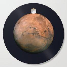 Mars Cutting Board