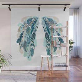 Angel's Wings Wall Mural