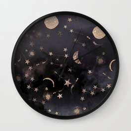 Constellations  Wall Clock