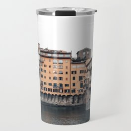 italian Architecture in Florence Travel Mug