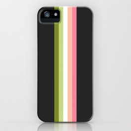 Athlete`s Choice iPhone Case
