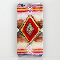 kilim iPhone & iPod Skins featuring Kilim by Fitz Farm