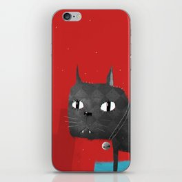 Mystical Cat iPhone Skin
