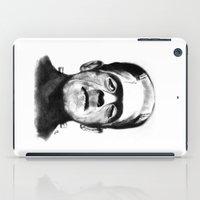 frankenstein iPad Cases featuring Frankenstein by Zombie Rust