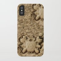 crab iPhone & iPod Cases featuring crab by Кaterina Кalinich