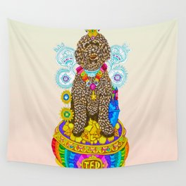 TED Wall Tapestry