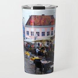 Tallinn restaurants Travel Mug