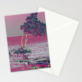 Ambergris Mangrove Stationery Cards