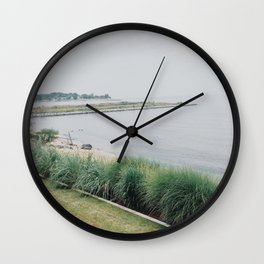 coastal Wall Clock
