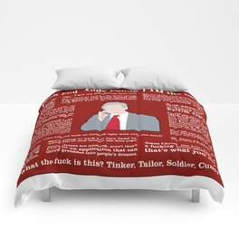 The Thick of It - Malcolm Tucker Comforters