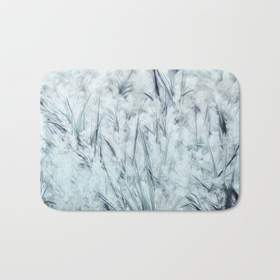 Tall Grass Bath Mat