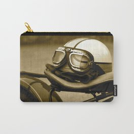 Indian Motorcycle Helmet Carry-All Pouch