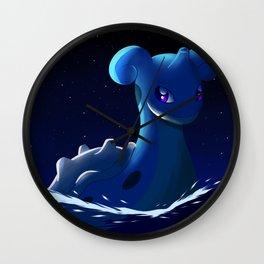 Lapras Wall Clock