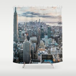 New York City 02 Shower Curtain