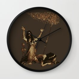The Light Wall Clock